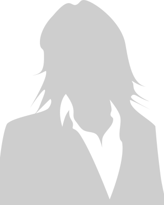 placeholder silhouette of a woman in a suit