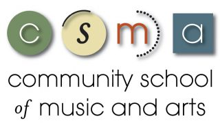 Community School of Music and Arts Mountain View logo