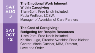 Care Forum Augst & October