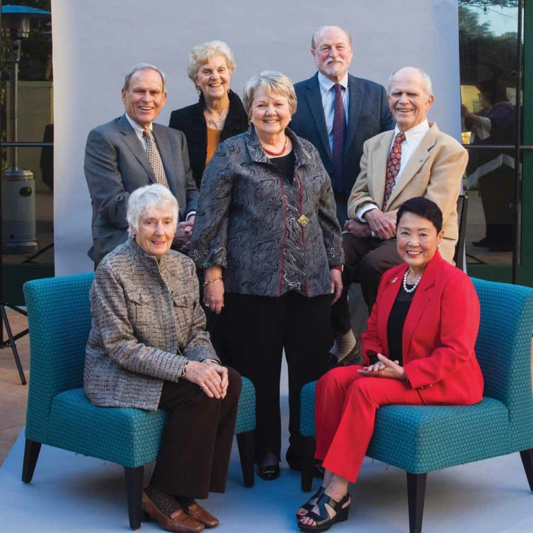 2019 Lifetimes of Achievement honorees at the annual fundraiser in May