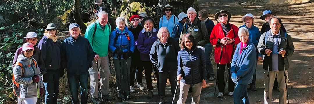 Avenidas Hiking Group