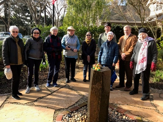 Avenidas Village walking group
