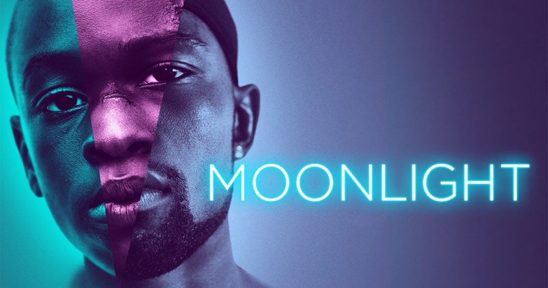 movie poster for Moonlight (2016)