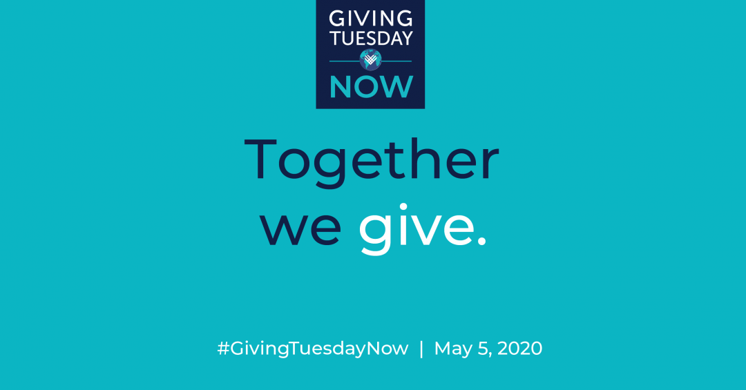 Together We Give: Giving Tuesday Now