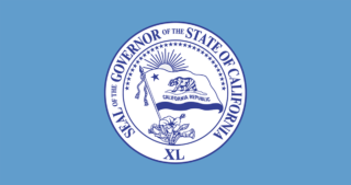 seal of the governor of California