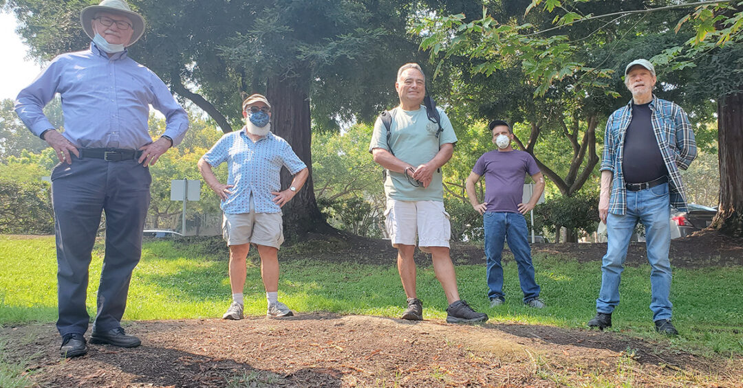 Avenidas Rainbow Collective Men's Friendly Walking Group