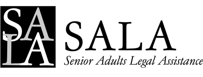 Senior Adults Legal Assistance (SALA) logo
