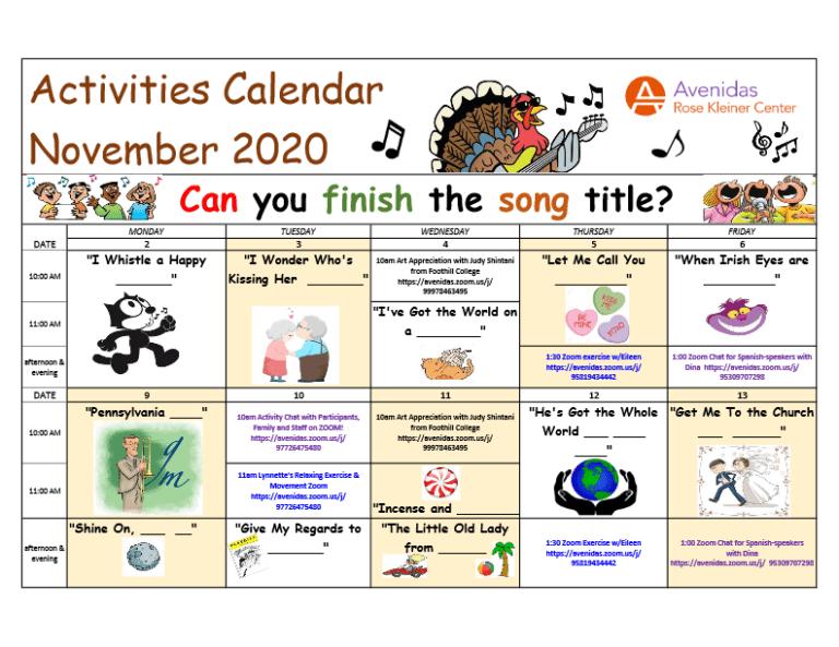 2020-11-RKC-Activities
