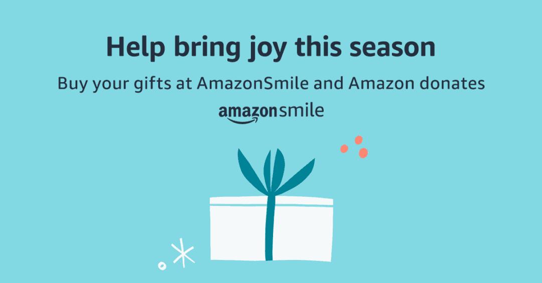Help bring joy this season. Buy your gifts at AmazonSmile and Amazon donates to Avenidas