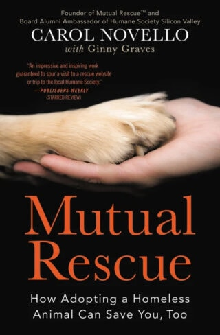 Cover of Mutual Rescue by Carol Novello